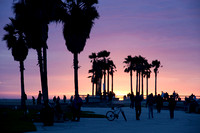 Sunset Venice Beach